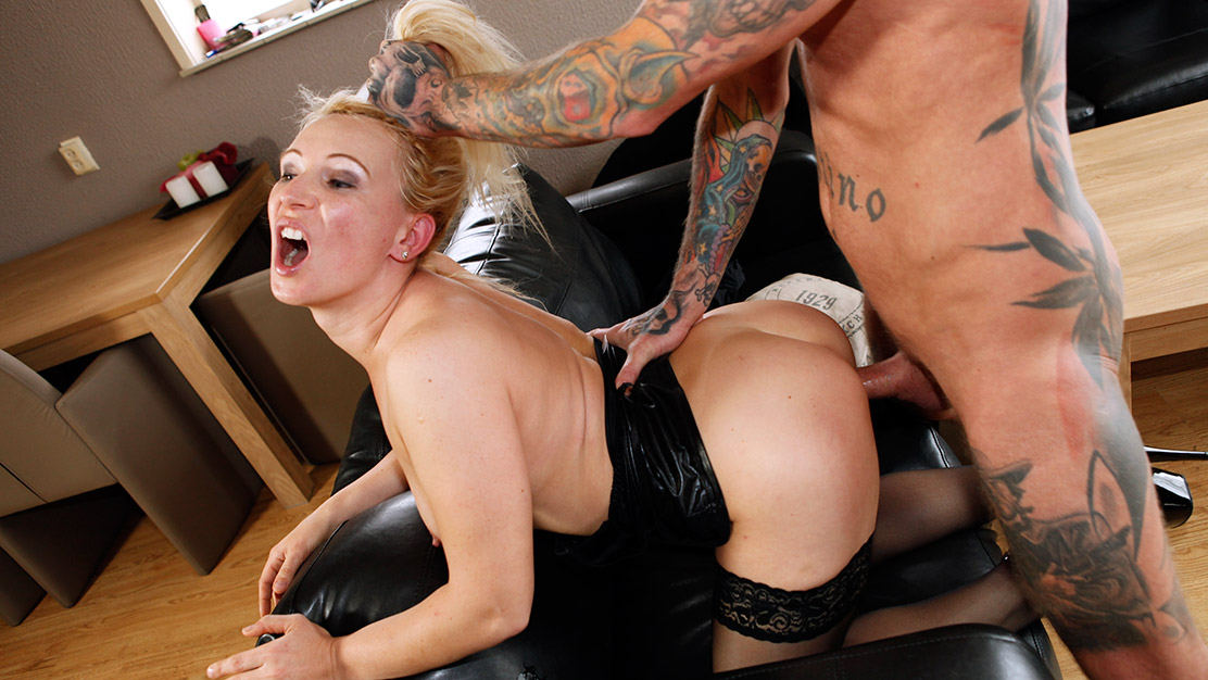First bi mmf threesome story